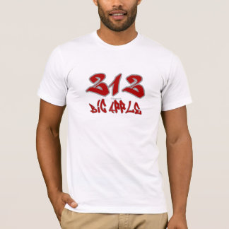 Rep Big Apple (212) T-Shirt