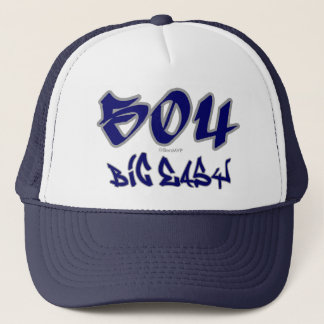 Rep Big Easy (504) Trucker Hat