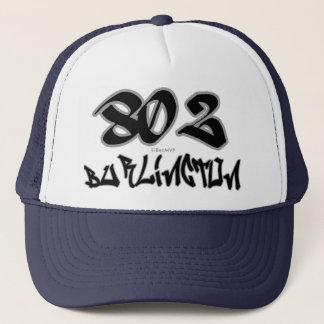 Rep Burlington (802) Trucker Hat