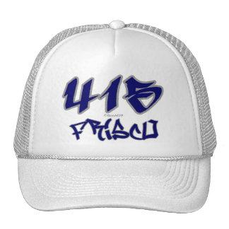 Rep Frisco 415 Trucker Hat