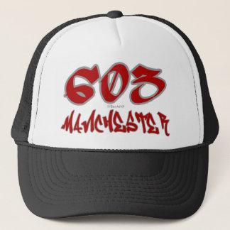 Rep Manchester (603) Trucker Hat