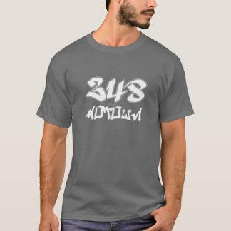 Rep Motown (248) T-Shirt
