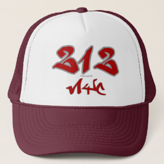 Rep NYC (212) Trucker Hat