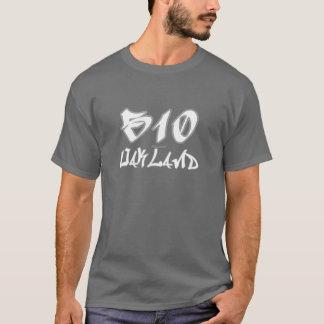 Rep Oakland (510) T-Shirt