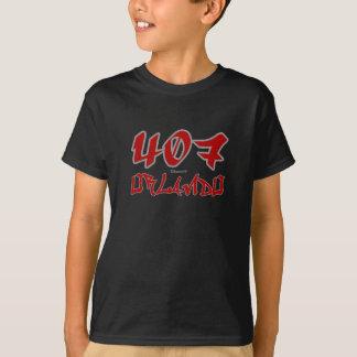 Rep Orlando (407) T-Shirt