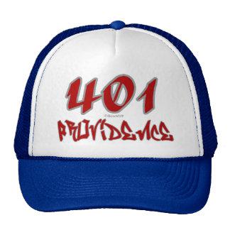 Rep Providence 401 Trucker Hats