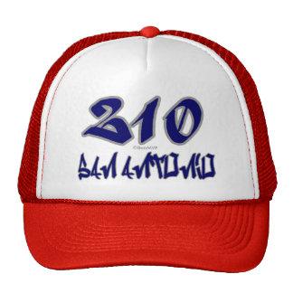 Rep San Antonio (210) Trucker Hat