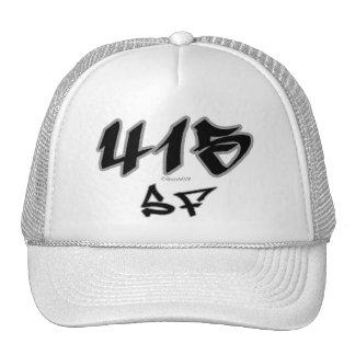 Rep SF 415 Mesh Hats