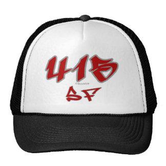 Rep SF (415) Trucker Hat