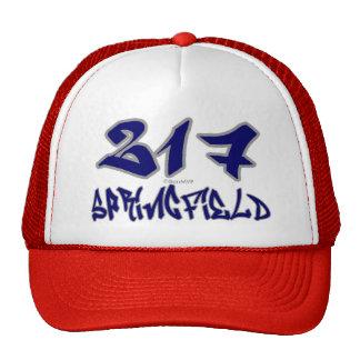 Rep Springfield (217) Trucker Hat
