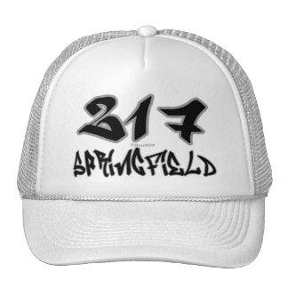 Rep Springfield (217) Mesh Hat