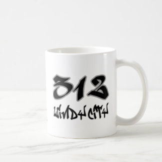 Rep Windy City (312) Coffee Mug