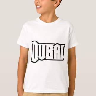 Rep Ya Hood Custom Abu Dhabi, UAE T-Shirt