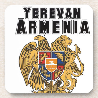 Rep Ya Hood Custom Armenia Coaster