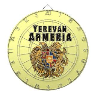 Rep Ya Hood Custom Armenia Dartboards