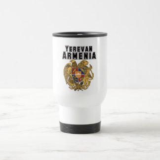 Rep Ya Hood Custom Armenia Stainless Steel Travel Mug