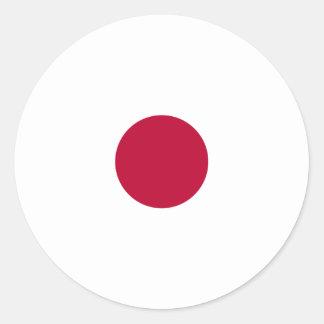 Rep ya hood Custom Collection(Japan) Round Sticker