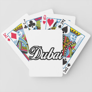 Rep Ya Hood Custom Dubai Card Decks