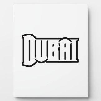 Rep Ya Hood  Custom Dubai, UAE Display Plaques