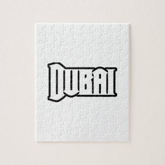 Rep Ya Hood  Custom Dubai, UAE Jigsaw Puzzles