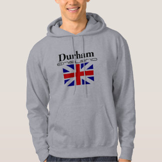 Rep Ya Hood Custom Durham, England Hoodie
