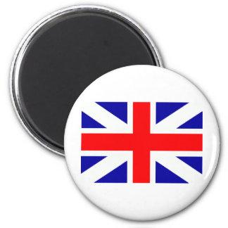 Rep Ya Hood Custom England 6 Cm Round Magnet