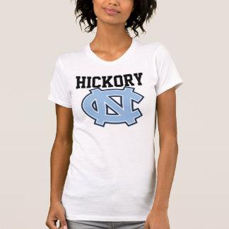 Rep Ya Hood Custom Hickory, North Carolina T-Shirt