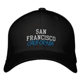 REP YA HOOD CUSTOM SAN FRANCISCO, CALIFORNIA EMBROIDERED CAP
