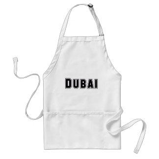 Rep Ya Hood Custom United Arab Emirates Dubai Apron