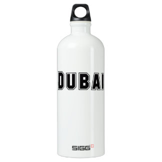 Rep Ya Hood Custom United Arab Emirates, Dubai SIGG Traveler 1.0L Water Bottle