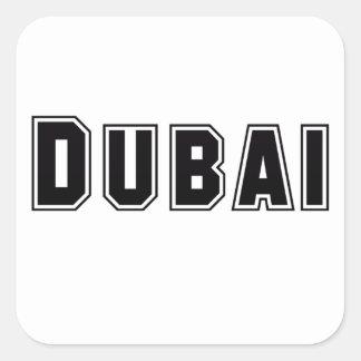 Rep Ya Hood Custom United Arab Emirates Dubai Sticker