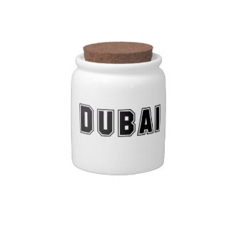 Rep Ya Hood Custom United Arab Emirates, Dubai Candy Jars