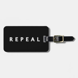Repeal Luggage Tag