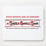 Repeal NY Safe ACT Mouse Pad