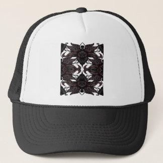 REPEAT PATERN TRUCKER HAT