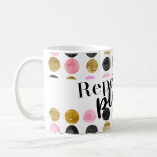 Repeat please! coffee mug