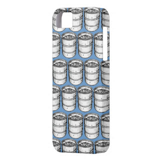 Repeating Kegs of Beer Barely There iPhone 5 Case