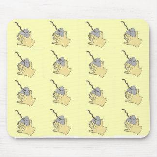 repetitive mousepad