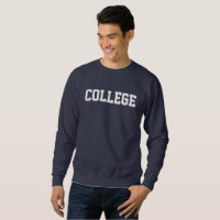 Replica Animal House COLLEGE Sweater