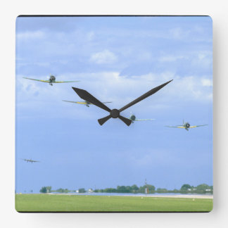Replica Japanese Warplanes_WWII Planes Clocks
