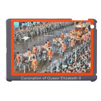 Replica Vintage image, Coronation procession Cover For The iPad Mini