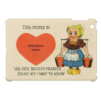 Replica Vintage image, Young love 3 Cover For The iPad Mini