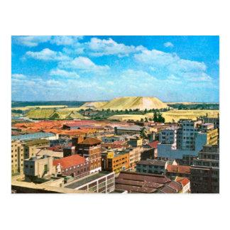 Replica Vintage Johannesburg Gold mines Post Cards