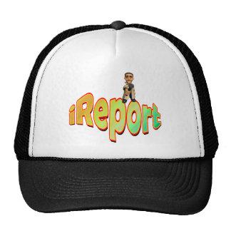 Reporter Hats