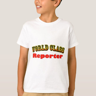 Reporters T Shirts
