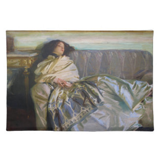 Repose by John Singer Sargent Placemat