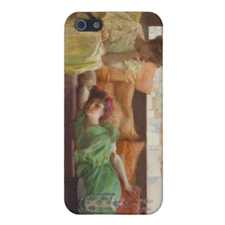 """Repose"" iPhone 5 Case, Matte iPhone 5/5S Covers"