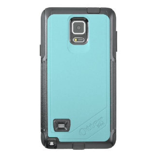 Reposedly Delightful Blue Color OtterBox Samsung Note 4 Case