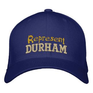 Represent Durham Cap Embroidered Cap