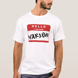 Represent Harlem T-Shirt
